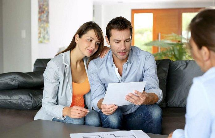 Заключение договора на ипотеку с банком
