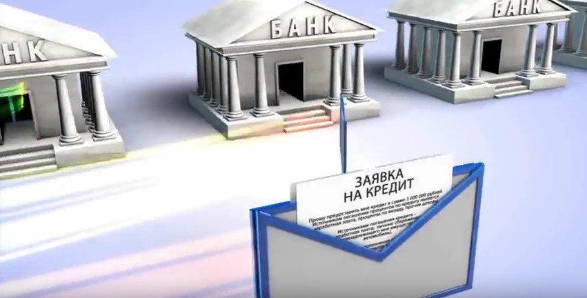 оформление кредита онлайн во все банки одной заявкой без отказа кредит микро онлайн