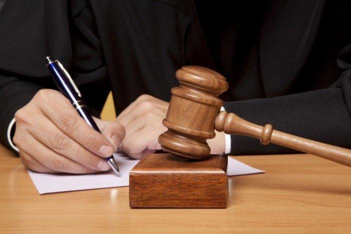 Банк подал в суд за неуплату кредита заявление в суд на действия банка