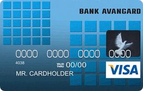 Кредитная карта банка Авангард