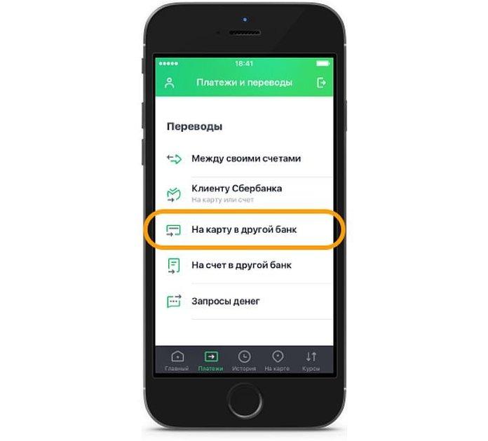 кредит сбербанк через мобильное приложение