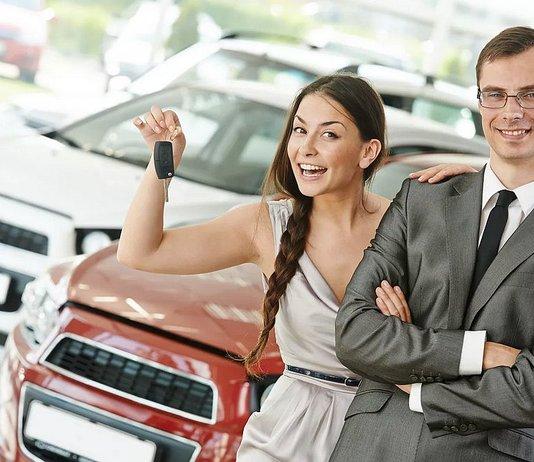 Как взять кредит на покупку авто?