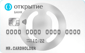 """Кредитная карта """"Opencard"""" от Банка Открытие"""