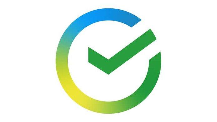 Новый логотип Сбер